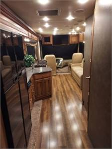 2014 NEWMAR CANYON STAR TOYHAULER 3921 - EXCELLET CONDITION