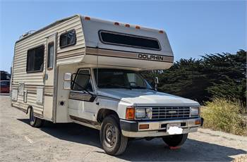 Toyota Dolphin - Ready for Camping Today!