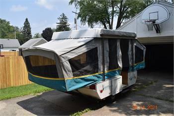 Cedar Destiny Pop-Up Camper