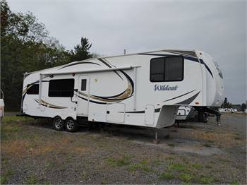 2012 Wildcat by Forest River F322RK
